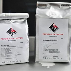 Republic of Coffee - Kenya & Costa Rica