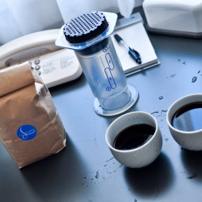 Coffee Gear Review: Aeropress