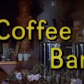 1960s London Cafes & Thoughts About Cafe Design