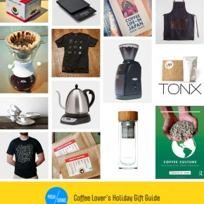 Holiday Gift Guide & Wishlist for Coffee Lovers