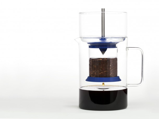 Cold Bruer - a new cold brew coffee maker on Kickstarter