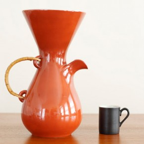 Find of the Day: Vintage Kenji Fujita Coffee Carafe