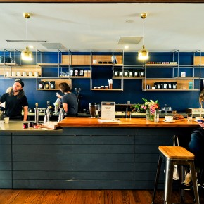 Budin Coffee - Greenpoint goes Nordic
