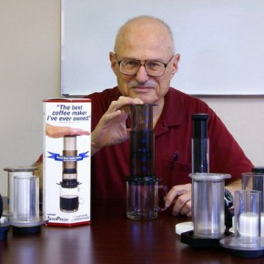 FastCo profiles the inventor of the Aeropress