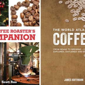 New Books about Coffee Roasting & Production