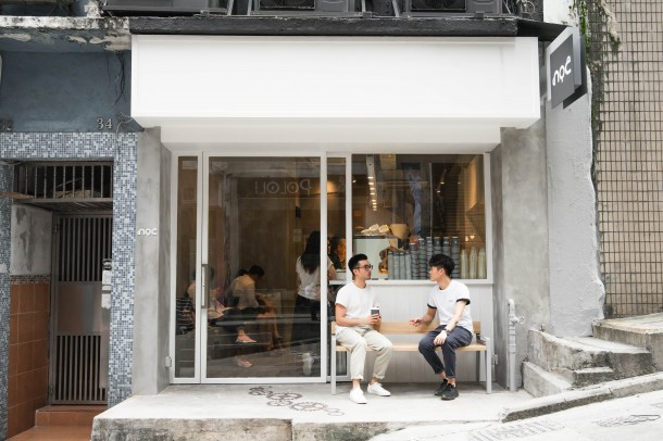 NOC Coffee - cafe in Hong Kong